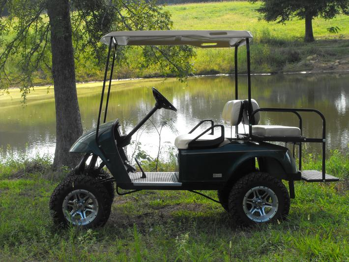 Come funziona una Golf Cart?
